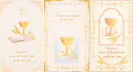 6 cartes de communion