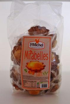 Madeleines à la Mirabelle