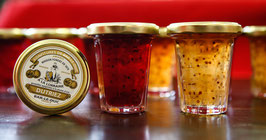 Confiture de groseilles assorties