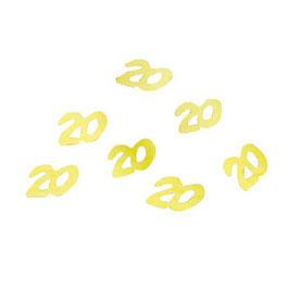 Confettis Chiffre