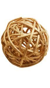 Boule Rotin