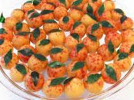 Mirabelles en pâte d'amande 150g