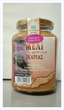 MIEL « ANAMA »/HEATHER HONEY 460gr