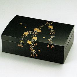 3090-3 しだれ桜花 小箱