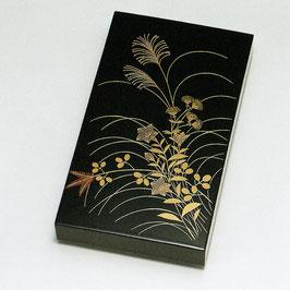 3089-4 秋草 硯箱