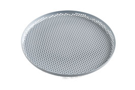 PERFORATED TRAY L - DUSTY BLUE