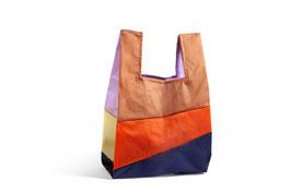 SIX-COLOUR BAG L No 4