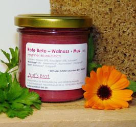 Rote Bete - Walnuss - Mus                        100g