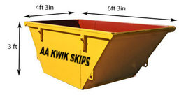 2 yard skip skip hire for 7 days