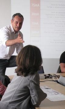Les Habilitations présentés aux RH, Responsables formations et Dirigeants