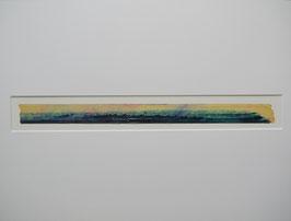 """商品名 Berta Sesé """"Micro Landscape"""" painting #2"""
