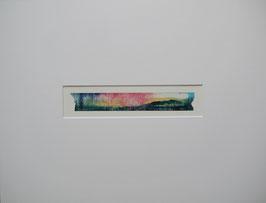 """商品名 Berta Sesé """"Micro Landscape"""" painting #4"""