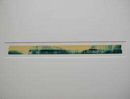 """商品名 Berta Sesé """"Micro Landscape"""" painting #6"""