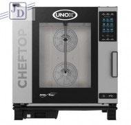 UNOX ChefTop™ MIND.Maps PLUS ELEKTRO XEVC-0711-EPR