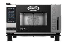 UNOX ChefTop™ MIND.Maps PLUS ELEKTRO Kombidämpfer XEVC 0311 EPRM, 3 x GN 1/1