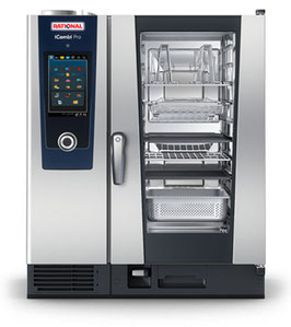 Kombidämpfer RATIONAL iCombi-Pro 10-1/1