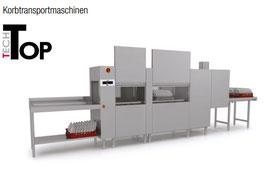 COLGED Korbtransportspülmaschine TopTech 31-21G.2 - L/R - SONDERPOSTEN