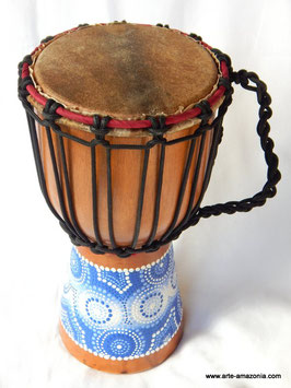 Earth and Sky Djembe