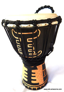 Tribal Djembe -30 cm Hand Carved