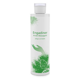 Engadiner Arven-Massageöl 250ml