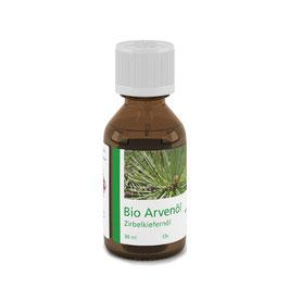 Arvenöl Bio 30ml