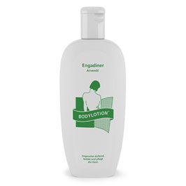 Engadiner Arvenöl Bodylotion