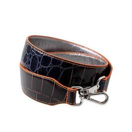 Bag Strap navy/silber
