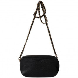 CHI CHI FAN - Chain Bag Black-Gold