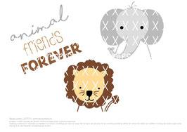 animalFRIENDS {no.2}