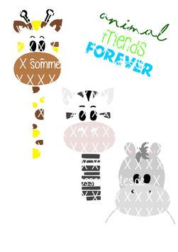 animalFRIENDS {no. 2.1}