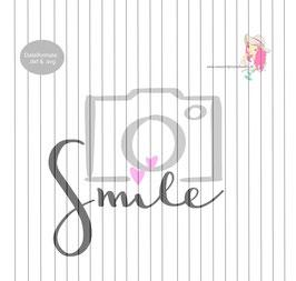 smile {plottervorlage}