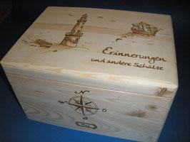 Erinnerungsbox  Leuchtturm