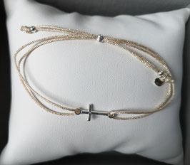 Armband Kreuz Lena
