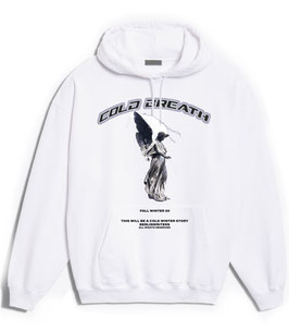 ANGEL HOODIE - CREAM WHITE