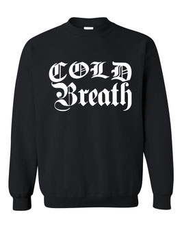 FRACTURE SWEATER - BLACK