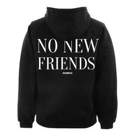 FRIENDS - BLACK HOODIE