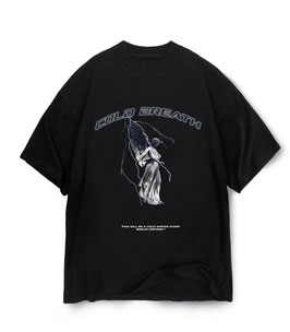ANGEL TEE - BLACK