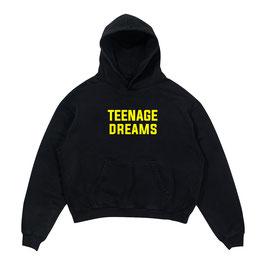 TEENAGE DREAMS HOODIE - BLACK
