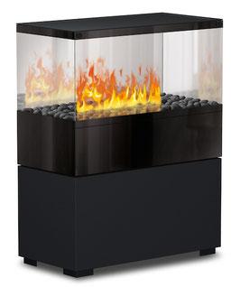 The Flame - Case Effektfeuer - Stahl/schwarz