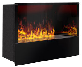 The Flame - Effektfeuer Hip Steel XL - Einbau