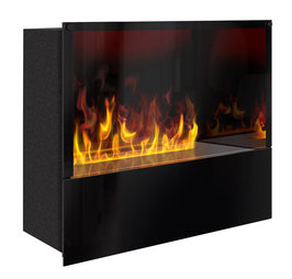 The Flame - Effektfeuer Hip Steel XM - Einbau