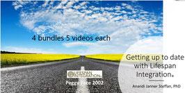 CV_B:  4 different bundles , 5 videos each