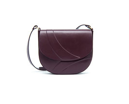 SADDLE BAG  mini weinrot