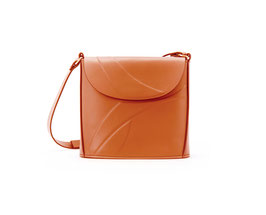 LADY BAG  mini mandarino - MUSTER PREIS  219,00 EUR - FÜGE  GUTSCHEIN CODE: SAMPLE219  EIN