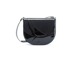 SADDLE BAG  mini schwarz