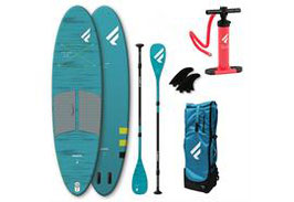 iSUP-Package Fanatic Fly Air POCKET 10'4 - Allround