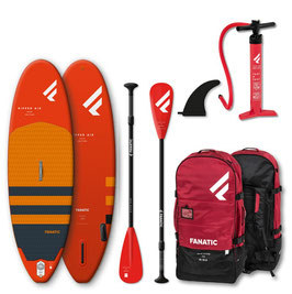 iSUP-Package Fanatic Ripper Air 7'10 (Kids-SUP) - Allround