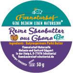 REINE SHEA BUTTER AUS GHANA - Bio (50gr)