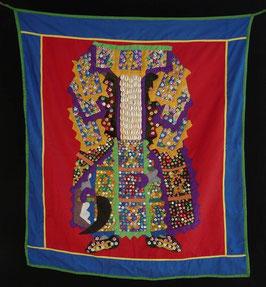 Tenture Africaine artisanat traditionnel  :  Bénin