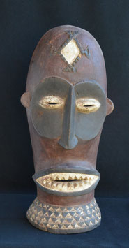 Masque Africain Cihongo - Chokwé  (Angola)